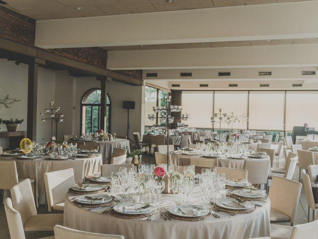 La boda de Sergi y Anna en Sant Pere De Vilamajor, Barcelona 83