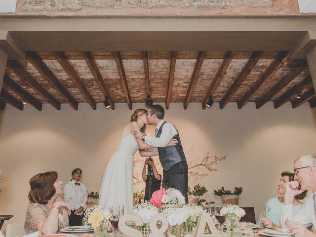 La boda de Sergi y Anna en Sant Pere De Vilamajor, Barcelona 91