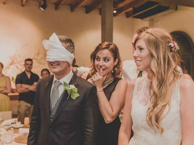 La boda de Sergi y Anna en Sant Pere De Vilamajor, Barcelona 101