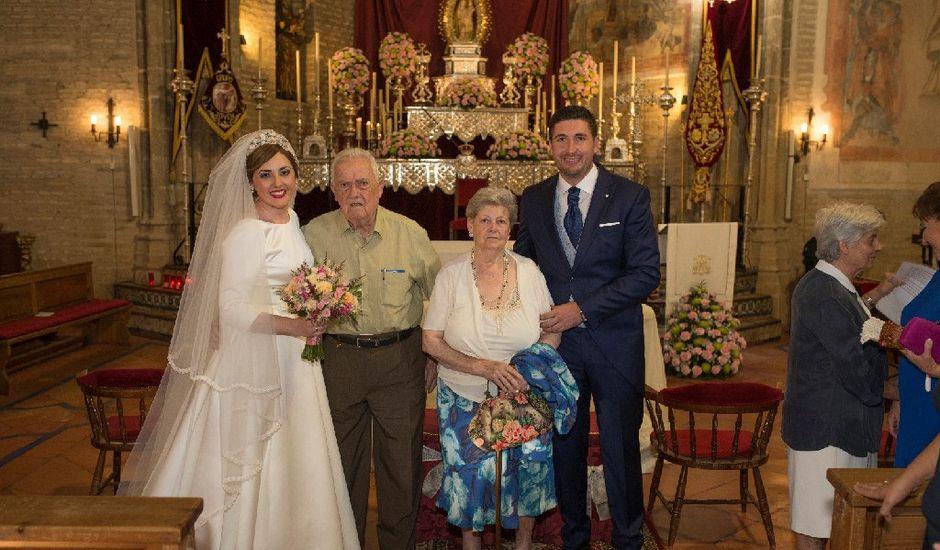La boda de Jose Antonio y Carmen María en Palos De La Frontera, Huelva