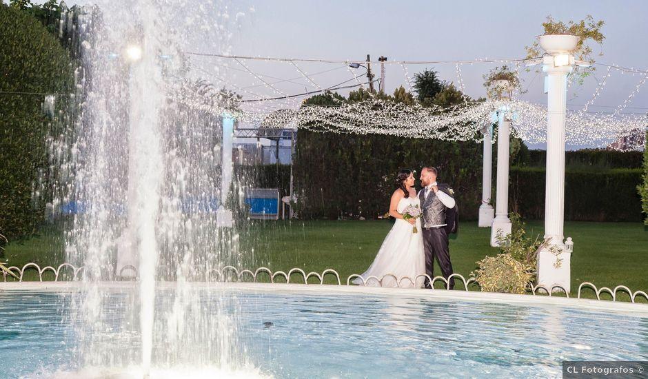 La boda de Samuel y Noelia en Leganés, Madrid