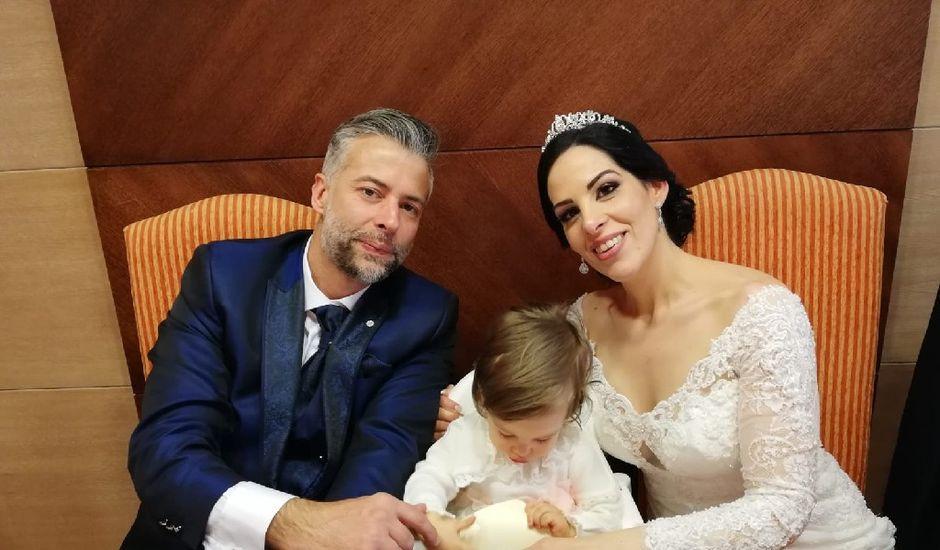 La boda de Sebas y Horten en Albolote, Granada