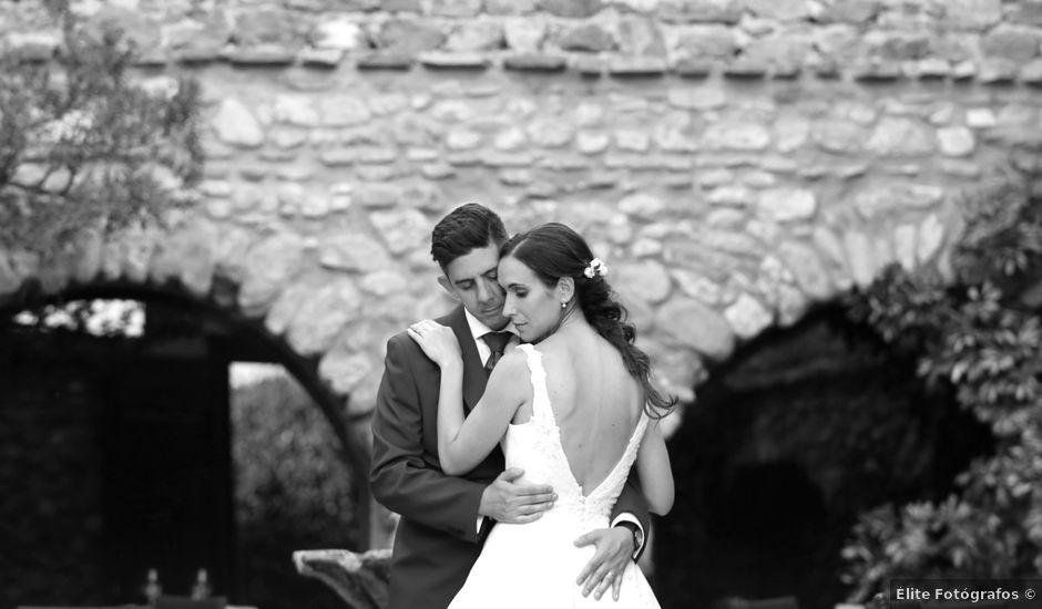 La boda de Acis y Laura en Segorbe, Castellón