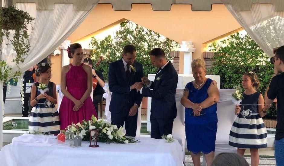 La boda de Pedro manuel y Alvaro en Huetor Vega, Granada