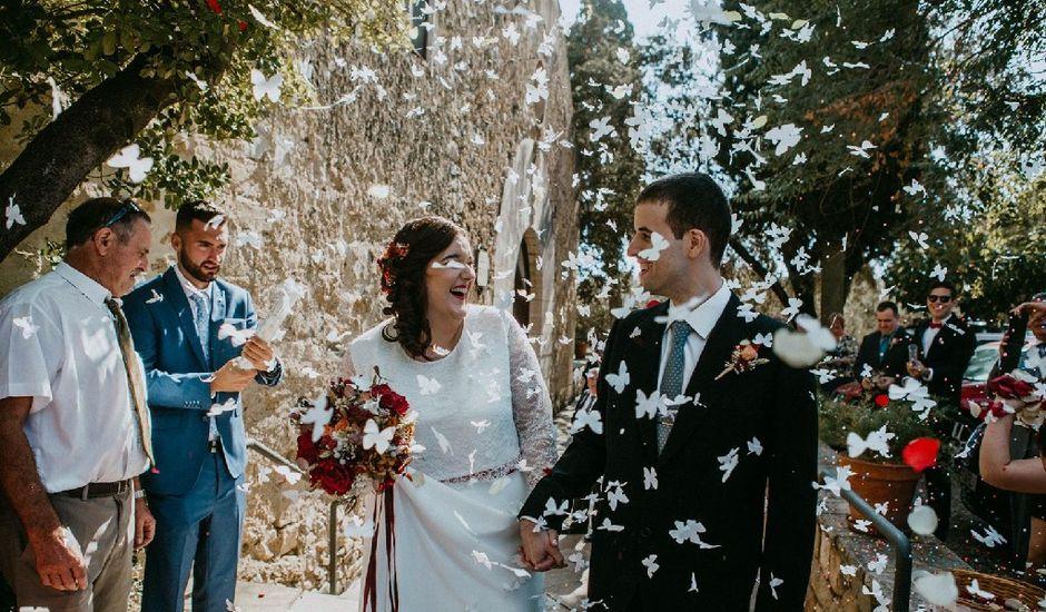 La boda de Marc y Lídia en La Selva Del Camp, Tarragona