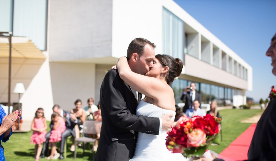 La boda de Sergio y África en Entrena, La Rioja
