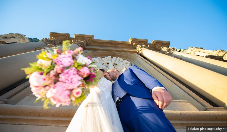 La boda de Emilio y Azahara en Zaragoza, Zaragoza