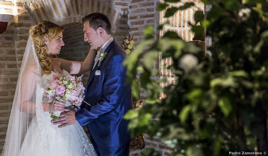 La boda de David y Cristina en Alcalá De Henares, Madrid