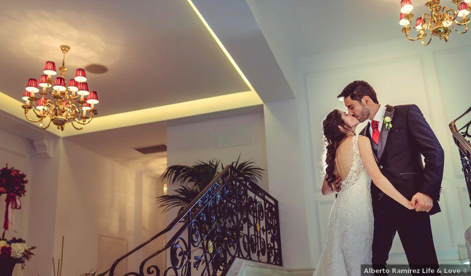 La boda de Eduardo y Cristina en Valdilecha, Madrid