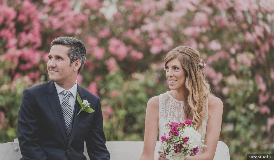 La boda de Sergi y Anna en Sant Pere De Vilamajor, Barcelona