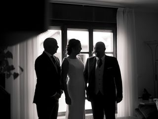 La boda de Cristina y Joseba 1