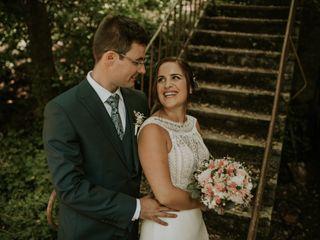 La boda de Yolanda y Iker