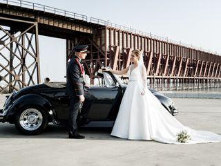 La boda de Rubén y Andrea