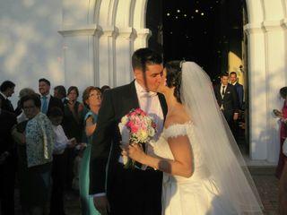 La boda de Saray  y Carlos