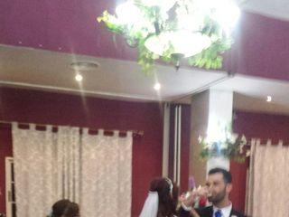 La boda de Sandra  y Javier 1