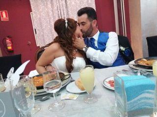 La boda de Sandra  y Javier 2