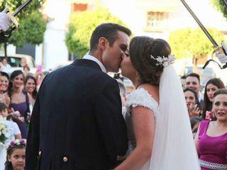 La boda de Rocio  y Jorge 1