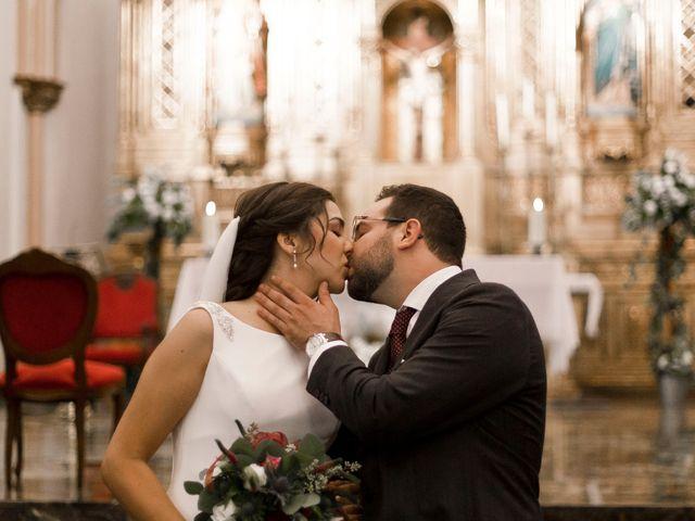 La boda de Cristina y Joseba