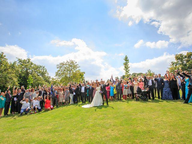 La boda de Neus y Roberto en Campillo De Mena, Burgos 1