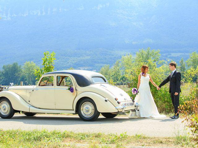 La boda de Neus y Roberto en Campillo De Mena, Burgos 2