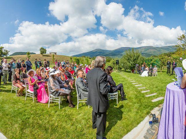 La boda de Neus y Roberto en Campillo De Mena, Burgos 6