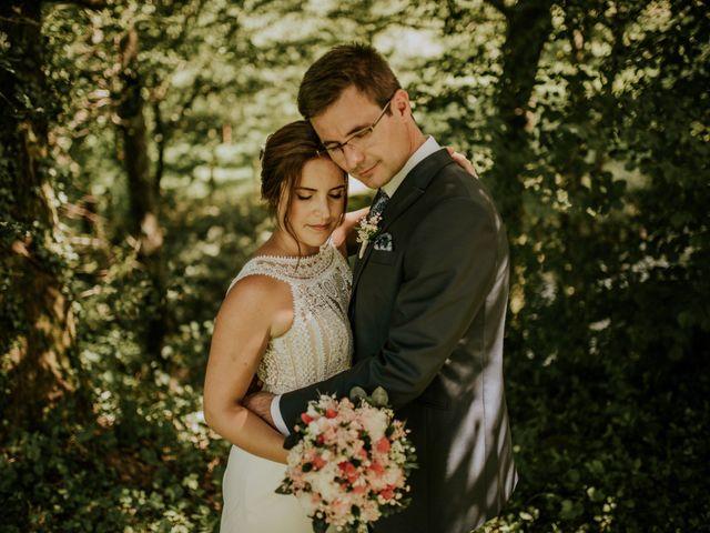 La boda de Iker y Yolanda en Oiartzun, Guipúzcoa 15