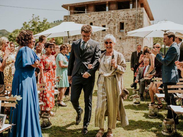 La boda de Iker y Yolanda en Oiartzun, Guipúzcoa 19