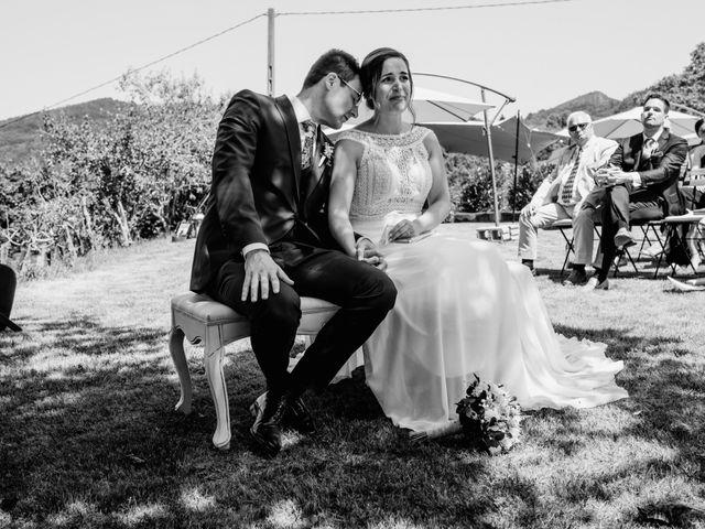 La boda de Iker y Yolanda en Oiartzun, Guipúzcoa 21
