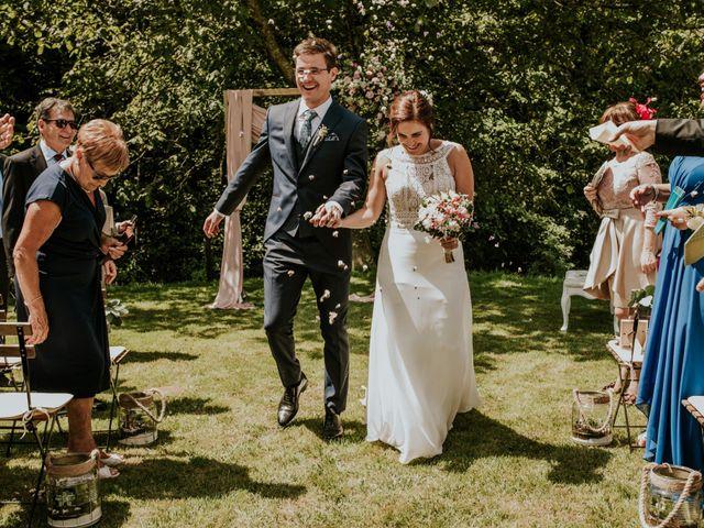 La boda de Iker y Yolanda en Oiartzun, Guipúzcoa 22