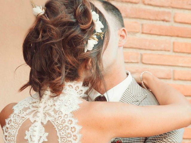 La boda de Laura y Jordi en Ciutadilla, Lleida 1