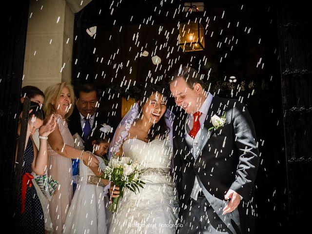 La boda de Maribel y Eduardo