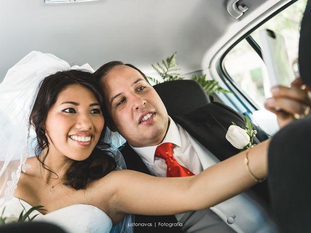 La boda de Eduardo y Maribel en Madrid, Madrid 25
