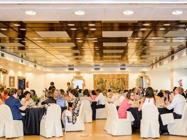 La boda de Eduardo y Maribel en Madrid, Madrid 30