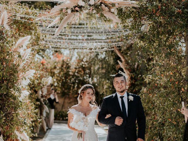 La boda de Darius y Alina en Vila-real/villarreal, Castellón 34