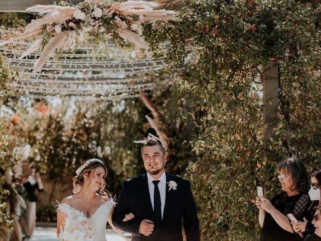La boda de Darius y Alina en Vila-real/villarreal, Castellón 35
