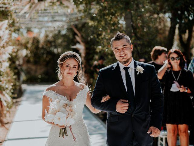 La boda de Darius y Alina en Vila-real/villarreal, Castellón 36