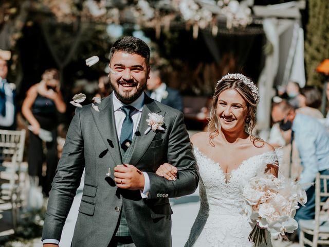 La boda de Darius y Alina en Vila-real/villarreal, Castellón 46