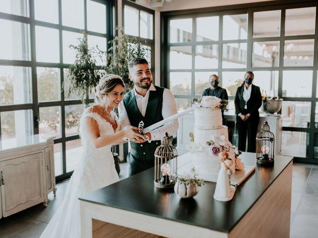 La boda de Darius y Alina en Vila-real/villarreal, Castellón 58