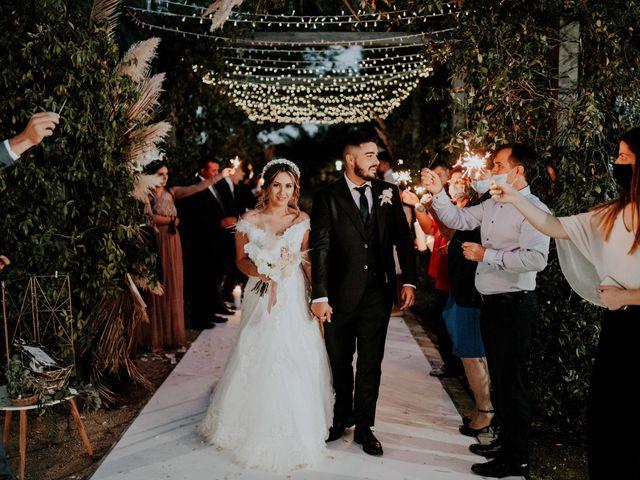 La boda de Darius y Alina en Vila-real/villarreal, Castellón 75