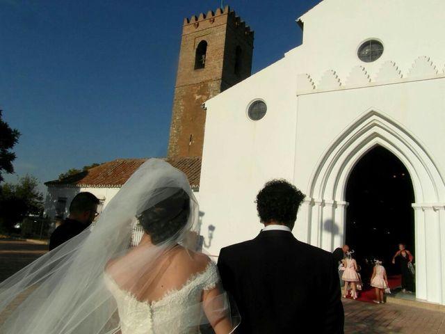 La boda de Carlos  y Saray  en Alcala De Guadaira, Sevilla 2