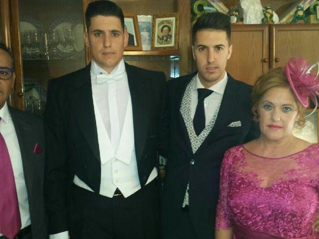 La boda de Carlos  y Saray  en Alcala De Guadaira, Sevilla 8