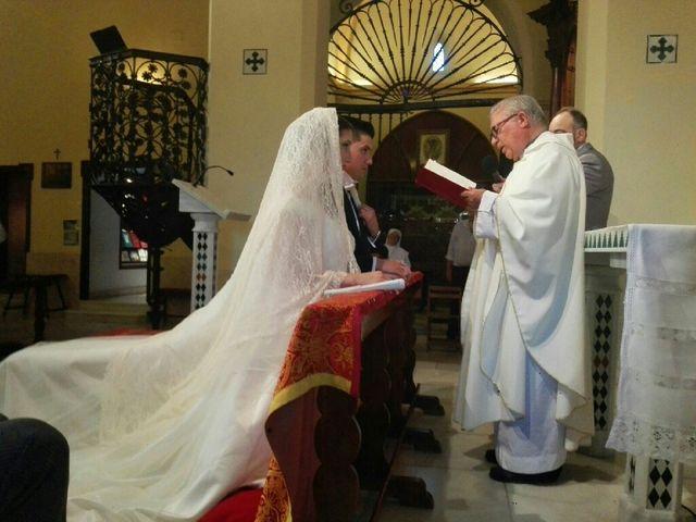 La boda de Carlos  y Saray  en Alcala De Guadaira, Sevilla 12