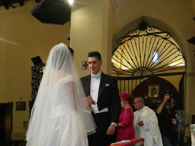 La boda de Carlos  y Saray  en Alcala De Guadaira, Sevilla 14