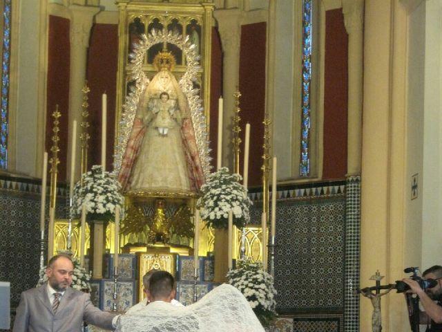 La boda de Carlos  y Saray  en Alcala De Guadaira, Sevilla 19