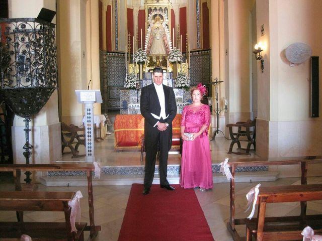 La boda de Carlos  y Saray  en Alcala De Guadaira, Sevilla 20