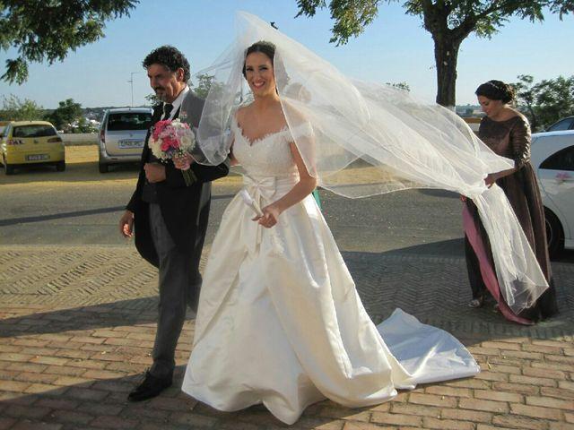 La boda de Carlos  y Saray  en Alcala De Guadaira, Sevilla 21