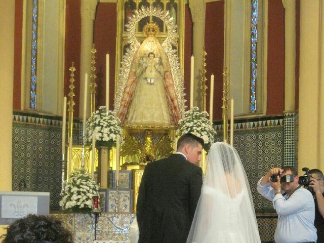 La boda de Carlos  y Saray  en Alcala De Guadaira, Sevilla 22