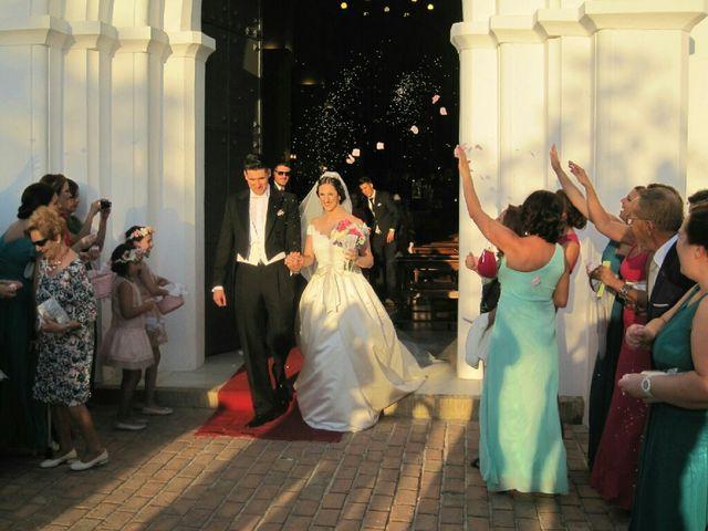 La boda de Carlos  y Saray  en Alcala De Guadaira, Sevilla 1