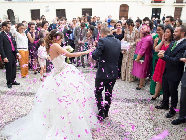 La boda de Jorge y Maria en Villanueva De San Carlos, Ciudad Real 32