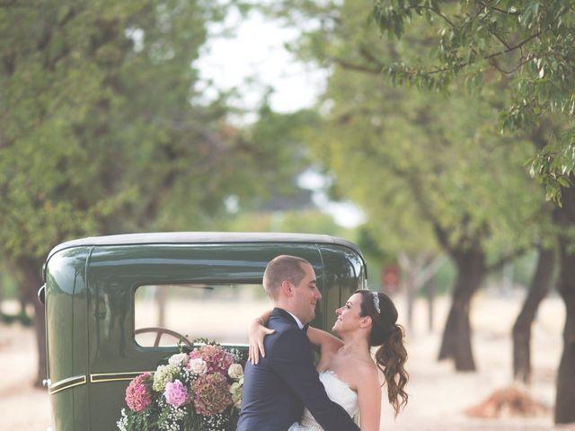 La boda de Jorge y Maria en Villanueva De San Carlos, Ciudad Real 33